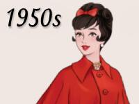 50er Jahre Mode