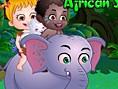 Baby Hazel Afrikasafari