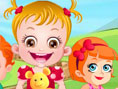 Baby Hazel Haustierparty