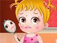 Baby Hazel: Hautpflege