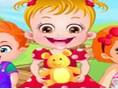 Baby Hazel Tierpflege