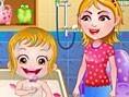 Baby Hazels Schaumbad