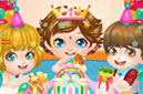 Baby Lilys Geburtstag