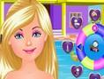 Barbie At Swimming Pool