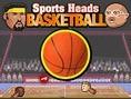 Basketball- köpfe