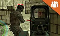Battle S.W.A.T vs Mercenary