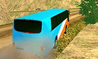 Bussimulator: Bergauf
