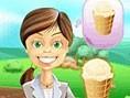 Eiscreme- Vergnügen