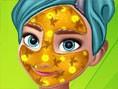 Elsa fashionable makeover