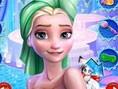 Elsa in dem Spa