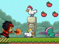 Fang die Hühner!