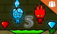 Fireboy und Watergirl 5: Elemente