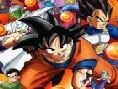 Goku Collects Dragonballs