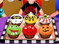 Gruselige Cupcakes
