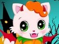 Halloween-Kätzchen