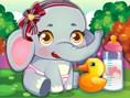 Kleiner Babyelefant