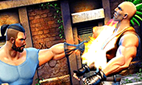 Kung-Fu-Kämpfer