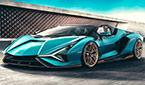 Lamborghini Sian Roadster Puzzle