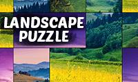 Landschafts-Puzzle