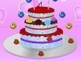 Meine Hochzeits- Torte