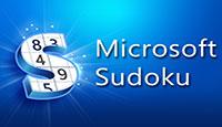 Microsoft Sudoku