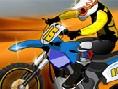 Motorrad Akrobat