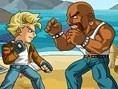 Mutiger Kämpfer