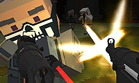 Pixel Gun Warfare 2: Zombie Attack