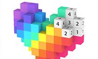 Pixelkunst 3D