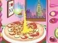 Pizza Dekorieren