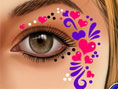 Prinzessin Face Painting