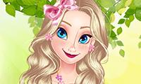 Prinzessin: Frühlingsmodel