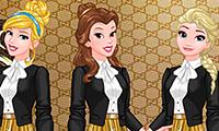 Prinzessinnen: Lieblingsmodemarke