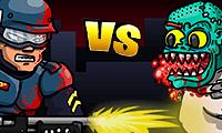 S.W.A.T vs. Zombie