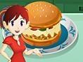 Saras Pizzaburger