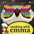 Schoko Schmetterling - Kochen mit Emma