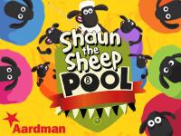 Shaun das Schaf Pool