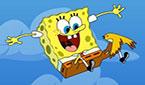SpongeBob Falling