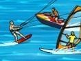 Surfen im Paradies