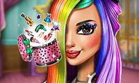 Tris: Make-up für ein VIP-Mädchen