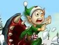 Widerliche Würmer Weihnachten